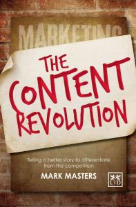 Livro - The Content Revolution - Mark Masters