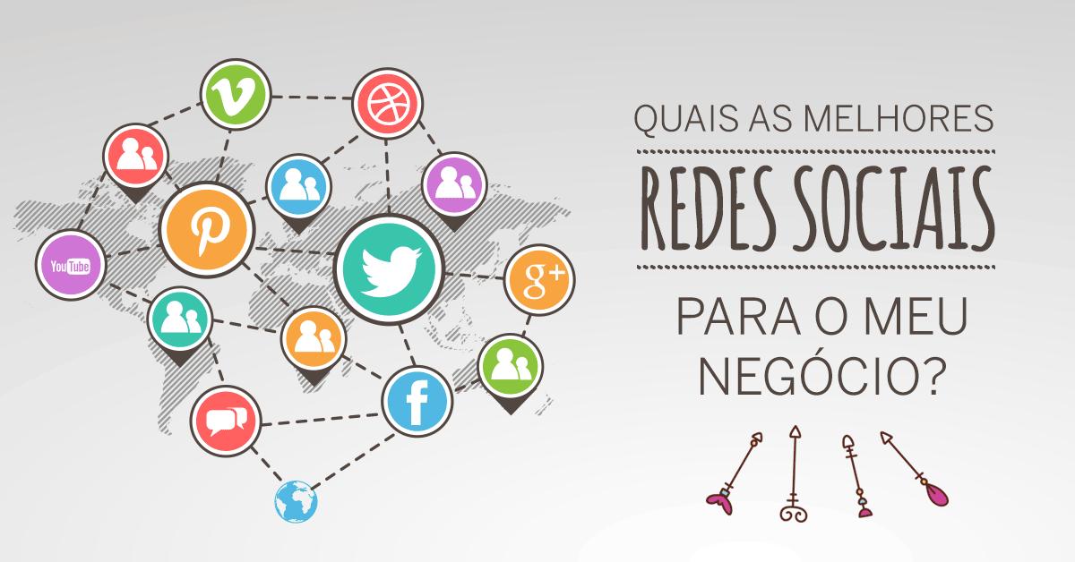 Melhores redes sociais para negócios - Agência Zíriga