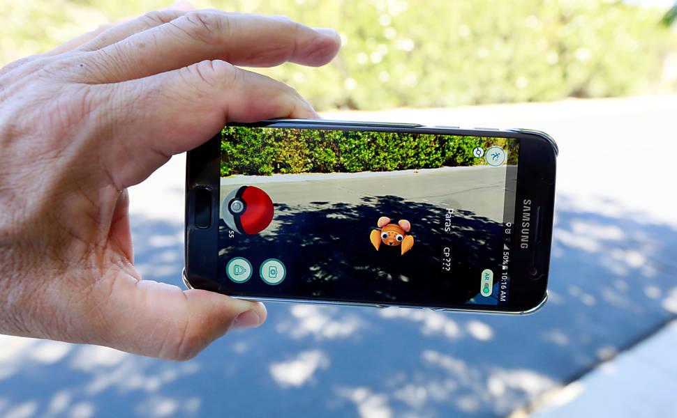 Como o Pokémon Go tem influenciado o mercado de marketing.