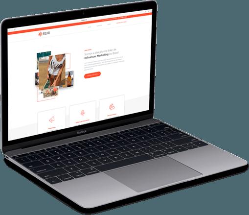 Criação de Sites - Agência Zíriga