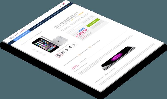 E-commerce <span>(Loja Virtual)</span> - Agência Zíriga