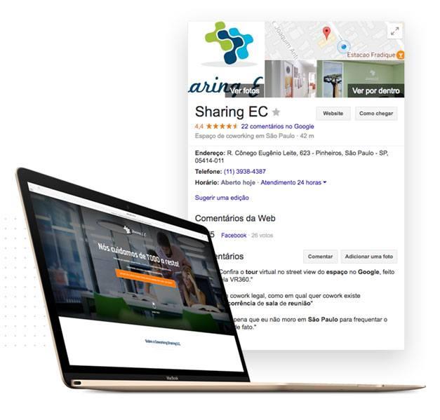 SEO <span>(Otimização de Sites)</span>