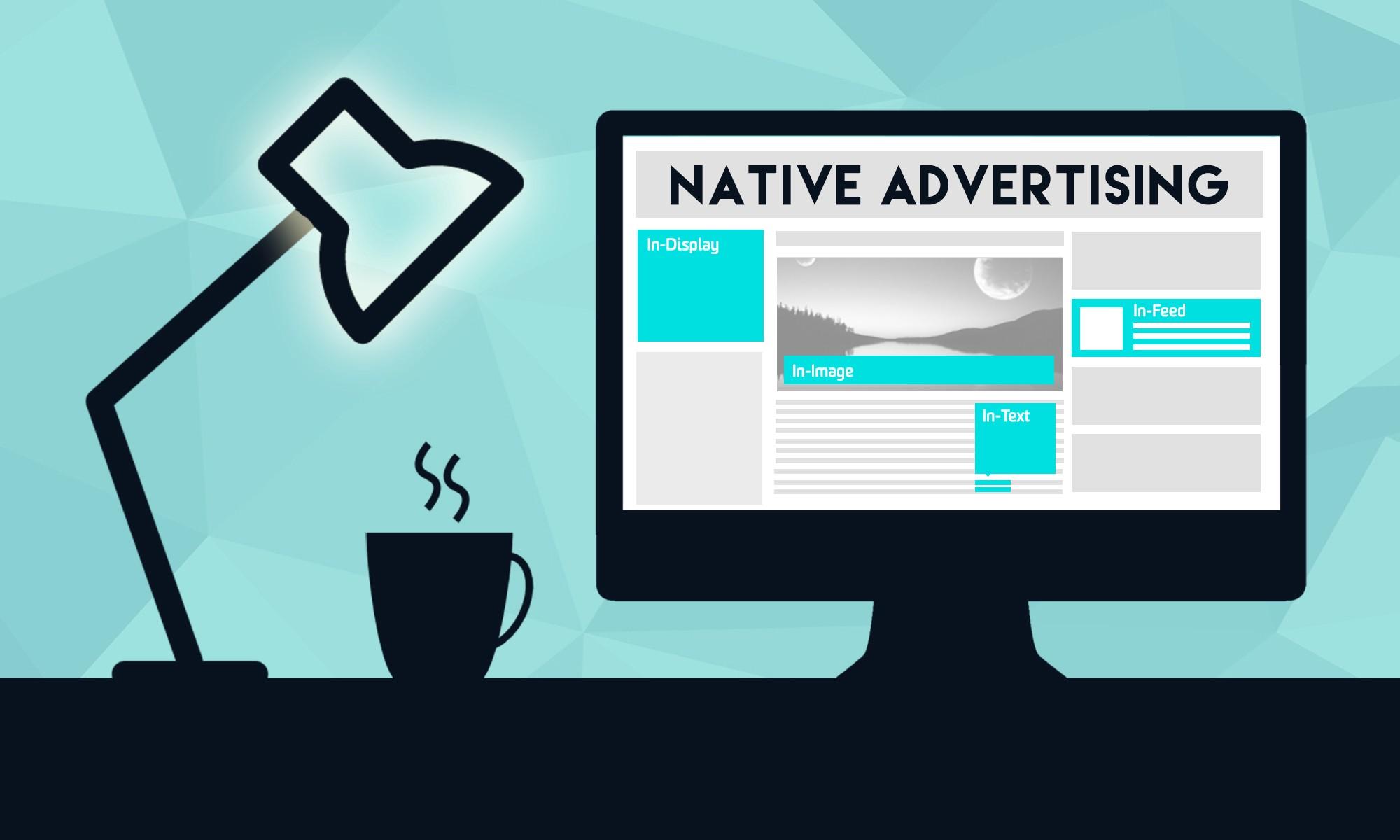 O que são anúncios nativos Ads?