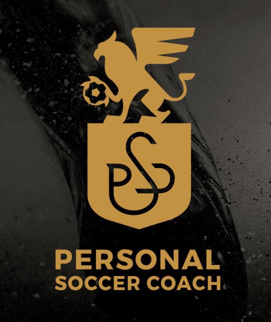 Logotipo Personal Soccer Coach
