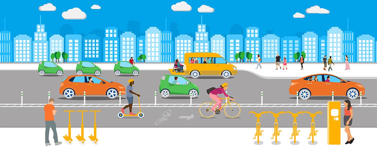 O impacto que a mobilidade urbana traz para o nosso dia a dia