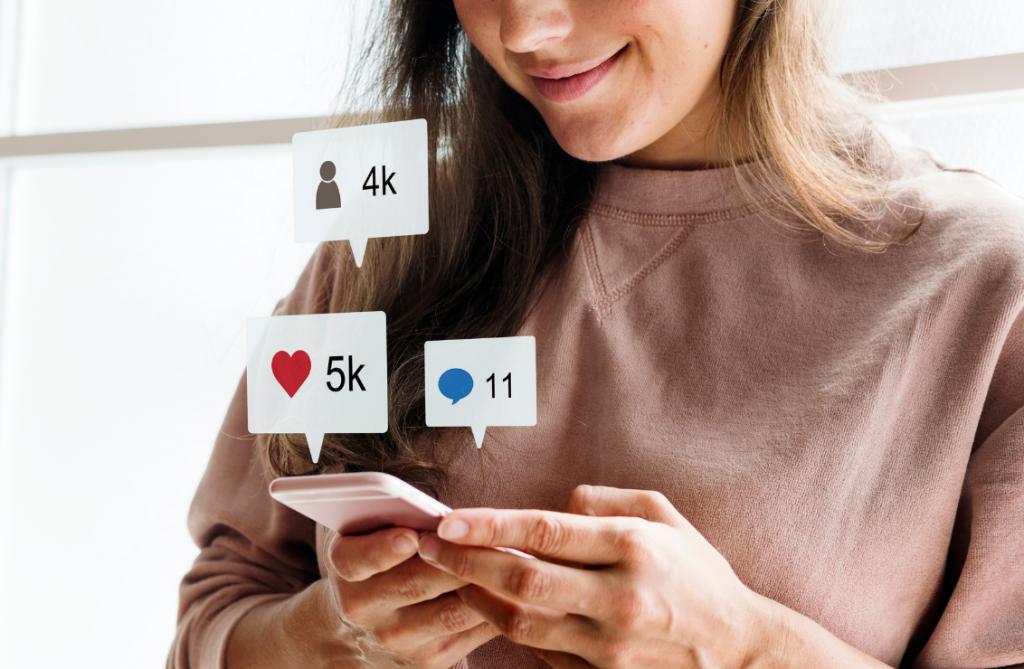 TikTok e Reels: crescimento e influência no mercado digital